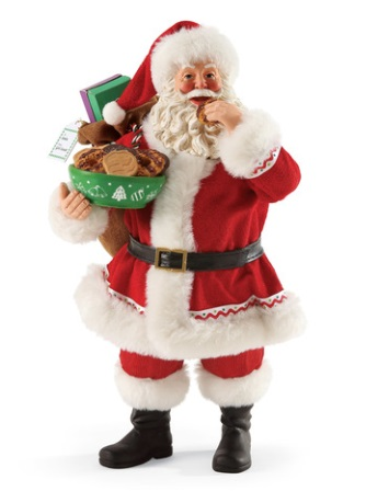 "Possible Dreams Santa - ""Girl Scout Cookies for Santa"""