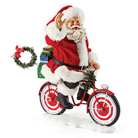 "Possible Dreams Santa - ""Merry Cruiser"""