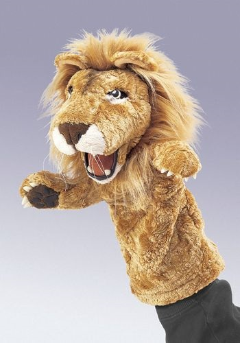 "Puppet - ""Lion Stage Puppet"""