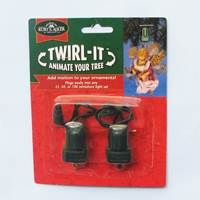 "Revolving Ornamotor - ""Twirl It - 2 Pack"""