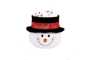 "Snowball Fun Kit - ""Soft Snowball Kit"""