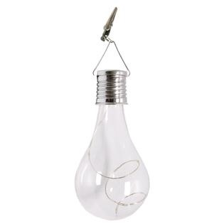 "Solar LED Bulb - ""Solar LED Bulb Light With Clip"""