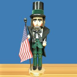 "Steinbach Nutcracker  - ""Abraham Lincoln Nutcracker"""