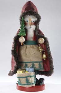 """Steinbach Nutcracker  - """"Belsnickel Gift Giver"""" - First in the Gift Giver Series"""