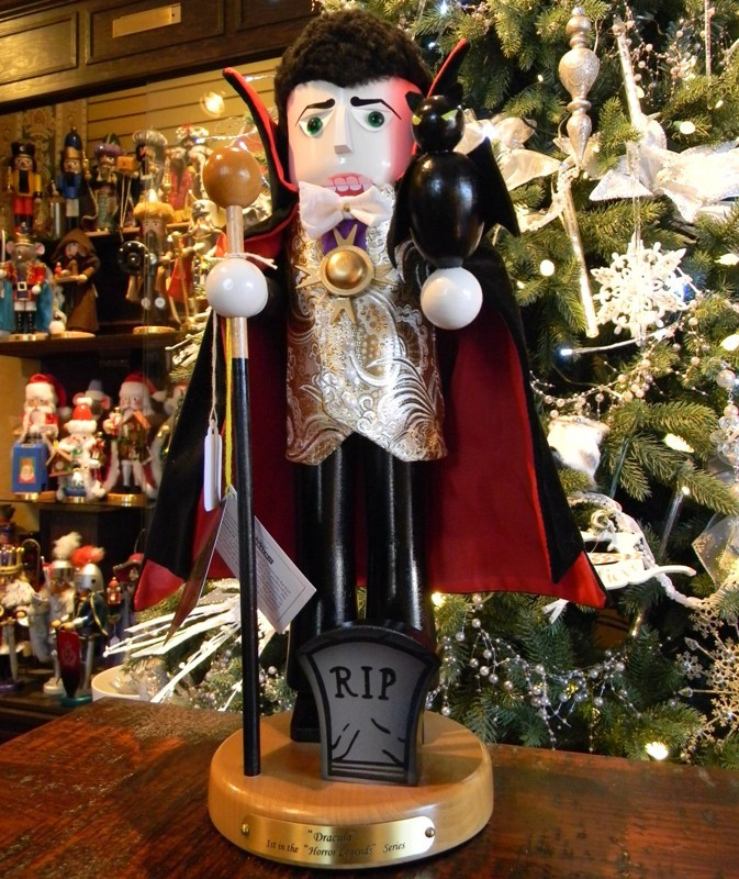 Steinbach Nutcracker  - Count Dracula  -  1st in Series