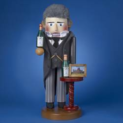 "Steinbach Nutcracker - ""Downton Abbey Butler Nutcracker"""