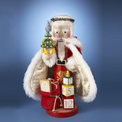 "Steinbach Nutcracker  - ""Twelve Days of Christmas Nutcracker"" -  Tenth and Finale in the Twelve Days of Christmas Series -  Limited Edition of 5,000 pcs"