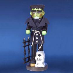 "Steinbach Nutcracker - ""Frankenstein Monster"" - 2nd in the Horror Legends Series"
