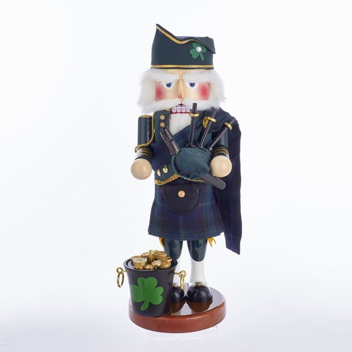 Steinbach Nutcracker - Irish Nutcracker - Musical