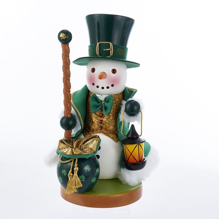 Steinbach Nutcracker - Irish Snowman
