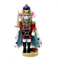 "Steinbach Nutcracker - ""Mouse King Nutcracker"""