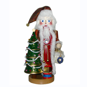 "Steinbach Nutcracker - ""O Tannenbaum Santa Musical Nutcracker - 1st In Songs Of The Season Series"""