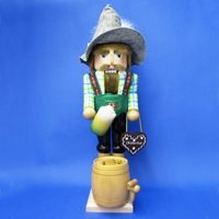 "Steinbach Nutcracker  - ""Octoberfest Man Nutcracker"" - Musical"