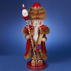 "Steinbach Nutcracker - ""Siberian Santa"" - 21st in the Christmas Legends Series"