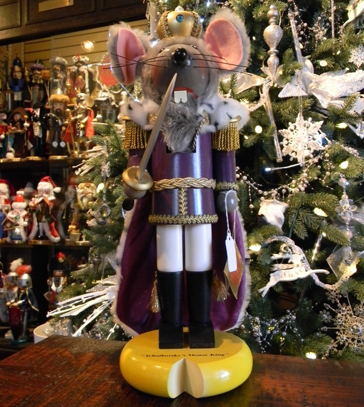 "Steinbach Nutcracker - ""The Mouse King Nutcracker"" - Tchaikovskys Nutcracker Suite Series"