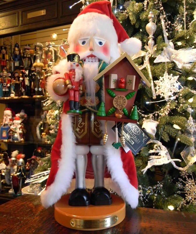 Steinbach Nutcracker - Tyrolean Santa - 22nd in Series