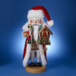 "Steinbach Nutcracker - ""German Santa"" - 22nd in the Christmas Legends Series"