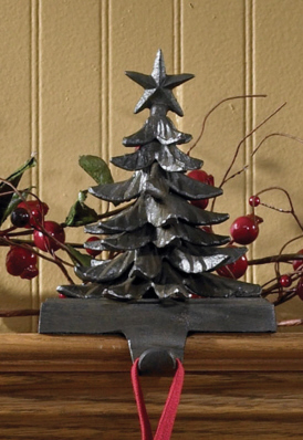 "Stocking Holder - ""Christmas Tree Stocking Holder"""