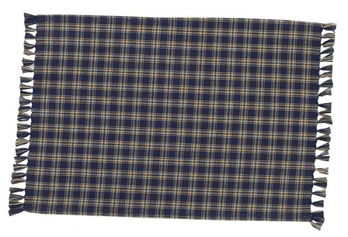 Sturbridge Tablerunner  - Navy - 36""