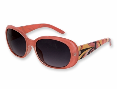 "Sun Lily Sunglasses - ""Coral Reef"""