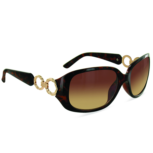 "Sun Lily Sunglasses - ""Double Trouble"""