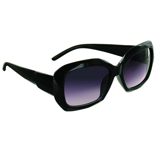 "Sun Lily Sunglasses - ""Faceted Gem"""