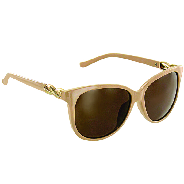 "Sun Lily Sunglasses - ""In The Nude"""