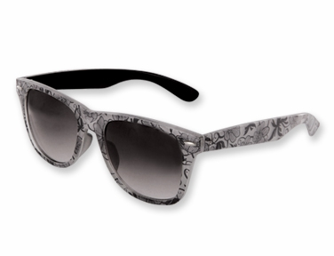 "Sun Lily Sunglasses - ""Shades Of Gray"""