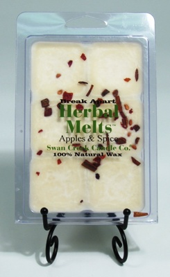 "Swan Creek Candle Drizzle Melts - ""Apples & Spice"""