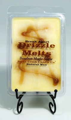 "Swan Creek Candle Drizzle Melts - ""Bourbon Maple Sugar"""