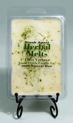 Swan Creek Wax Melts - Olive Verbena
