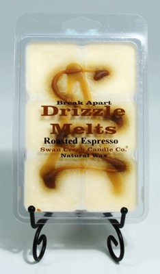 "Swan Creek Candle Drizzle Melts - ""Roasted Espresso"""