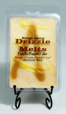 Swan Creek Wax Melts - Vanilla Pound Cake