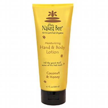 "The Naked Bee Hand Lotion - ""Coconut & Honey Hand Lotion"" - 6.7oz"