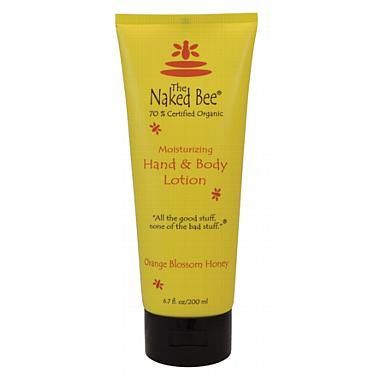 "The Naked Bee Hand Lotion - ""Orange Blossom Honey Hand Lotion"" - 6.7 oz"