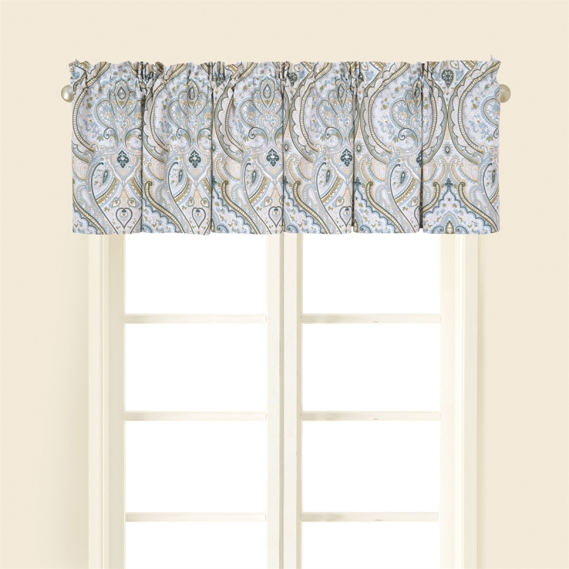 Valance - Amherst Blue - 72in
