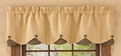 Valances Swags