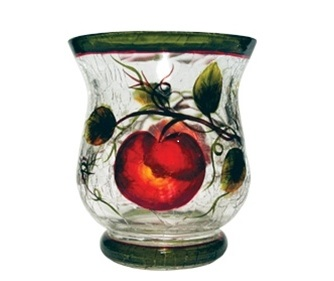 "Votive Holder - ""Juicy Fruits Votive Holder"""
