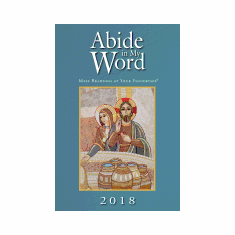 ABIDE IN MY WORD 2018 : MASS READY AT YOUR FINGERTIPS