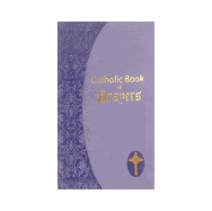 CATHOLIC BOOK OF PRAYERS - LEATHER