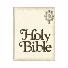 CATHOLIC FAMILY BIBLE - NABRE (NEW AMERICAN BIBLE REVISED)