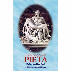 COLOR PIETA PRAYERBOOK