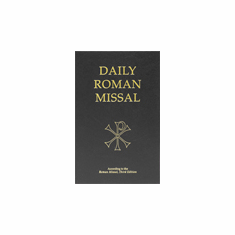 DAILY ROMAN MISSAL-  HARDCOVER  REVISED
