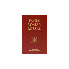 DAILY ROMAN MISSAL HARDCOVER REVISED