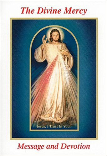 DIVINE MERCY MESSAGE & DEVOTION LARGE TYPE EDITION