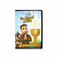 DVD BROTHER FRANCIS - THE BREAD OF LIFE