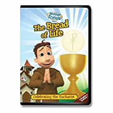 DVD--BROTHER FRANCIS--THE BREAD OF LIFE-CELEBRATING THE EUCHARIST
