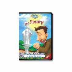 DVD BROTHER FRANCIS - THE ROSARY