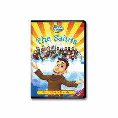 DVD BROTHER FRANICS- THE SAINTS