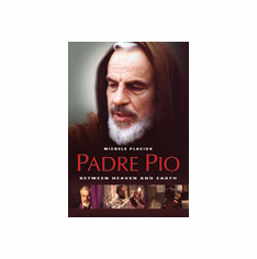 DVD PADRE PIO - BETWEEN HEAVEN & EARTH
